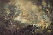Luca  Giordano The Dream of Solomon (nn03) oil painting picture wholesale