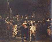 REMBRANDT Harmenszoon van Rijn The Nightmatch (mk33) oil painting picture wholesale