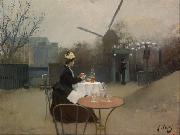 Ramon Casas In the Open (nn02) oil painting picture wholesale