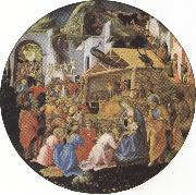 Sandro Botticelli filippo lippi,Adoration of the Magi (mk36) oil painting picture wholesale