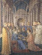Sandro Botticelli Fra Angelico,Ordination of St Lawrence (mk36) oil painting picture wholesale