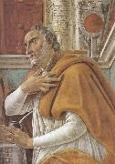 Sandro Botticelli Details of  St Augustine in his Study (mk36) oil painting picture wholesale