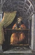 Sandro Botticelli St Augustine in his Study (mk36) oil painting picture wholesale