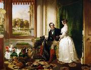 Sir Edwin Landseer Windsor Castle in Modern Times (mk25) oil painting picture wholesale