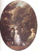 Thomas Gainsborough Henry Duke of Cumberland (mk25) Germany oil painting reproduction