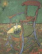 Vincent Van Gogh Paul Gauguin's Armchair (nn04) oil painting picture wholesale