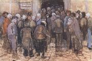Vincent Van Gogh TheState Lottery Office (nn4) oil painting picture wholesale