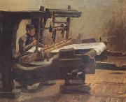 Vincent Van Gogh Weaver Facing Right (nn04) oil painting picture wholesale