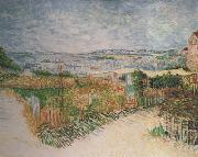 Vincent Van Gogh Vegetable Gardens at Montmartre (nn04) oil painting picture wholesale