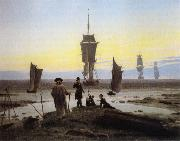 Caspar David Friedrich The Stages of Life oil painting picture wholesale