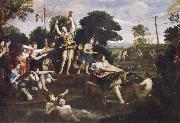 Domenichino Recreation by our Gallery oil