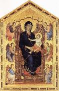 Duccio di Buoninsegna Rucellai Madonna oil painting picture wholesale