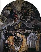El Greco Burial of the Cout of Orgaz oil painting picture wholesale