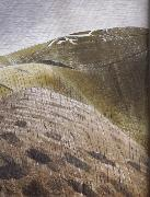 Eric Ravilious The Vale of the White Horse oil painting picture wholesale