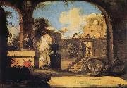 Francesco Guardi Capriccio oil painting picture wholesale
