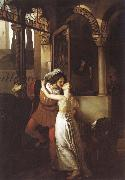 Francesco Hayez Recreation by our Gallery oil painting picture wholesale