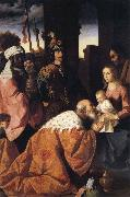 Francisco de Zurbaran Adoration of the Magi oil painting picture wholesale