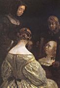 Gerard Ter Borch Recreation by our Gallery oil painting picture wholesale