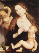 Hans Baldung Grien Recreation by our Gallery oil painting picture wholesale