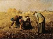 Jean Francois Millet The Gleaners oil painting picture wholesale