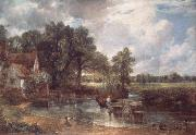 John Constable The hay wain oil painting picture wholesale