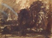 John Constable Stoke-by-Nayland,Suffolk oil painting picture wholesale