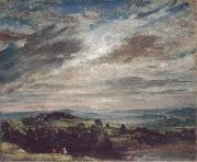 John Constable View from Hampstead Heath oil painting picture wholesale