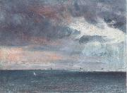 John Constable A storm off the coast of Brighton oil painting picture wholesale