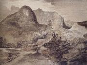 John Constable The Castle Rock,Borrowdale oil painting picture wholesale