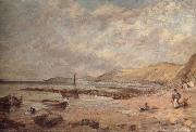 John Constable Osmington Bay oil painting picture wholesale