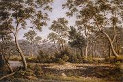 John glover The River Nile,Van Diemen's Land from Mr Glover's from 1837 oil painting picture wholesale