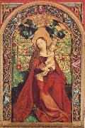 Martin Schongauer Madonna of the Rose Bower oil painting picture wholesale