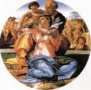 Michelangelo Buonarroti Holy Family oil painting picture wholesale