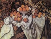 Paul Cezanne Still Life with Apples and Oranges oil painting picture wholesale