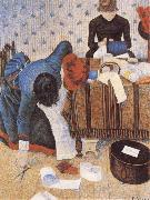 Paul Signac Two Milliners,Rue du Caire oil painting picture wholesale