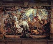 Peter Paul Rubens Triumph of Curch over Fury,Discord,and Hate oil painting picture wholesale