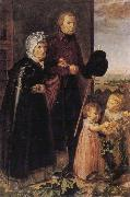 Philipp Otto Runge The Artist's Parents oil painting picture wholesale