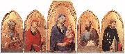 Simone Martini Orvieto Polyptych oil painting picture wholesale