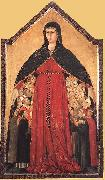 Simone Martini Madonna of Mercy oil painting picture wholesale