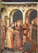 Simone Martini St. Martin is Knighted oil painting picture wholesale