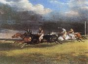 Theodore Gericault The Epsom Derby oil painting picture wholesale