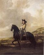 Thomas De Keyser Equestrian Portrait of Pieter Schout oil painting artist