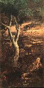 Tintoretto St Mary Magdalen oil painting picture wholesale