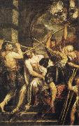 Titian Christ Crowned with Thorns oil painting picture wholesale