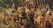 UCCELLO, Paolo Battle of San Roman oil painting picture wholesale