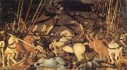 UCCELLO, Paolo Battle of San Romano oil painting picture wholesale