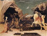 UCCELLO, Paolo St George and the Dragon oil painting picture wholesale