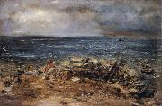 William Mctaggart The Emigrants oil painting picture wholesale