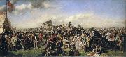 William Powell Frith The Derby Day oil painting artist