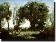 llcorot12 oil painting reproduction
